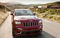 2012 Jeep Grand Cherokee, Front View (Chrysler LLC), manufacturer, exterior