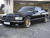 Picture of 1990 Mercedes-Benz 560-Class 2 Dr 560SEC Coupe, gallery_worthy