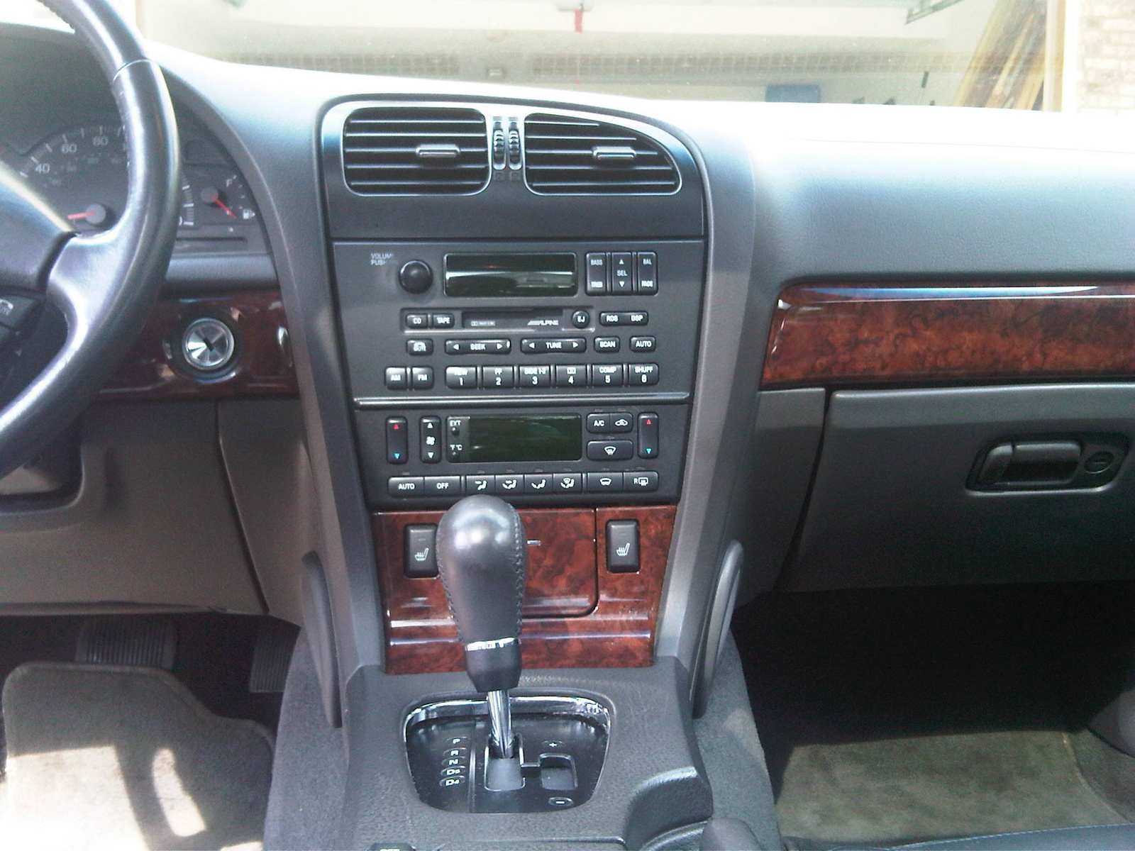 2000 Lincoln Ls Interior Pictures Cargurus