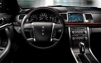 2012 Lincoln MKS, Interior View (Ford Motor Company), interior, manufacturer