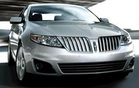 2012 Lincoln MKS, Front View (Ford Motor Company), exterior, manufacturer, gallery_worthy