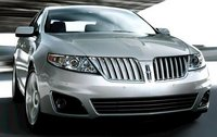 2012 Lincoln MKS, Front View (Ford Motor Company), exterior, manufacturer