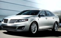 2012 Lincoln MKS Picture Gallery