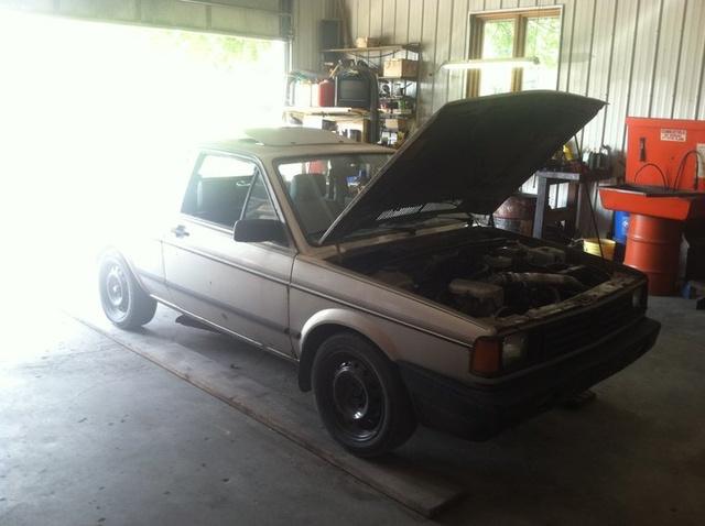 Picture of 1989 Volkswagen Fox, exterior, gallery_worthy
