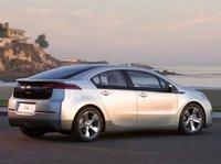 2012 Chevrolet Volt, Back quarter view; copyright AOL Autos. , exterior, manufacturer