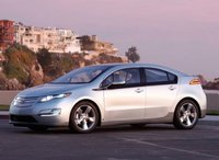 2012 Chevrolet Volt, Front quarter view; copyright AOL Autos. , manufacturer, exterior