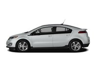 2012 Chevrolet Volt, Side View copyright AOL Autos. , exterior, manufacturer