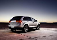 2012 Lincoln MKX, Back Right Quarter View (Lincoln-Mercury), manufacturer, exterior