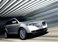 2012 Lincoln MKX, Right Side View (Lincoln-Mercury), manufacturer, exterior