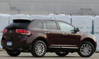 2012 Lincoln MKX, Right Side View (Lincoln-Mercury), exterior, manufacturer