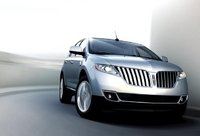 2012 Lincoln MKX, Front View (Lincoln-Mercury), manufacturer, exterior