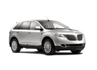 2012 Lincoln MKX Picture Gallery