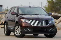 2012 Lincoln MKX, Front Right Quarter View (Lincoln-Mercury), exterior, manufacturer