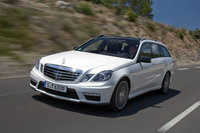 2012 Mercedes-Benz E-Class, Front Left Quarter View (Daimler AG), exterior, manufacturer