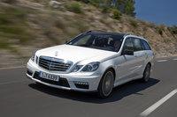 2012 Mercedes-Benz E-Class Picture Gallery