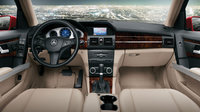 2012 Mercedes-Benz GLK-Class, Interior View (Daimler AG), interior, manufacturer