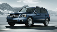 2012 Mercedes-Benz GLK-Class Overview