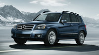 2012 Mercedes-Benz GLK-Class, Front Left Quarter View (Daimler AG), manufacturer, exterior