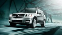 2012 Mercedes-Benz GLK-Class, Front Left Quarter View (Daimler AG), exterior, manufacturer