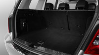 2012 Mercedes-Benz GLK-Class, Interior Cargo View (Daimler AG), interior, manufacturer