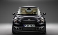 2012 MINI Cooper, Front View (BMW of North America, Inc.), exterior, manufacturer