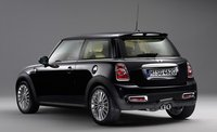 2012 MINI Cooper, Back Left Quarter View (BMW of North America, Inc.), exterior, manufacturer