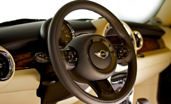 2012 MINI Cooper, Interior View (BMW of North America, Inc.), manufacturer, interior