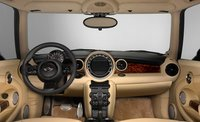2012 MINI Cooper, Interior View (BMW of North America, Inc.), interior, manufacturer