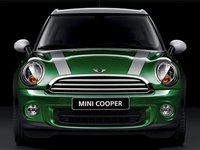 2012 MINI Cooper Clubman, Front View (BMW of North America, Inc.), exterior, manufacturer
