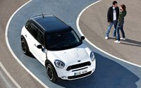 2012 MINI Countryman, Overhead View (BMW of North America, Inc.), exterior, manufacturer