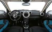 2012 MINI Countryman, Interior View (BMW of North America, Inc.), interior, manufacturer