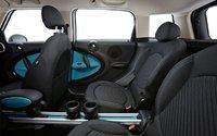 2012 MINI Countryman, Interior View (BMW of North America, Inc.), interior, manufacturer