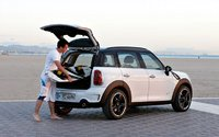 2012 MINI Countryman, Back View (BMW of North America, Inc.), exterior, manufacturer