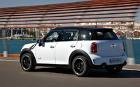 2012 MINI Countryman, Back Left Quarter View (BMW of North America, Inc.), manufacturer, exterior