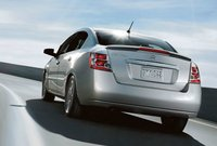 2012 Nissan Sentra, Back View (Nissan Motors Corporation, USA), exterior, manufacturer