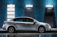 2012 Nissan Sentra, Right Side View (Nissan Motors Corporation, USA), exterior, manufacturer