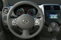 2012 Nissan Versa, Interior View (Nissan Motors Corporation, USA), interior, manufacturer