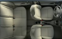 2012 Nissan Versa, Interior View (Nissan Motors Corporation, USA), interior, manufacturer