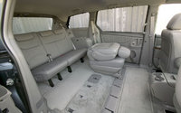 2004 Toyota Sienna 4 Dr XLE Limited Passenger Van, Seats fold down and can be removed all together, interior