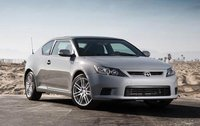 2012 Scion tC, Front Right Quarter View (Toyota Motor Sales, U.S.A., Inc.), manufacturer, exterior
