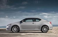 2012 Scion tC, Left Side View (Toyota Motor Sales, U.S.A., Inc.), exterior, manufacturer