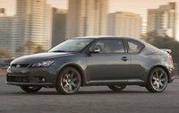 2012 Scion tC, Front Left Quarter View (Toyota Motor Sales, U.S.A., Inc.), exterior, manufacturer