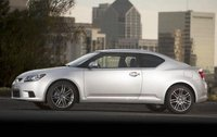 2012 Scion tC, Left Side View (Toyota Motor Sales, U.S.A., Inc.), manufacturer, exterior