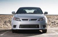 2012 Scion tC, Front View (Toyota Motor Sales, U.S.A., Inc.), exterior, manufacturer