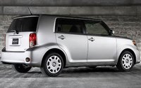 2012 Scion xB, Back Right Quarter View (Toyota Motor Sales, U.S.A., Inc.), exterior, manufacturer