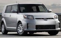 2012 Scion xB, Front Quarter View (Toyota Motor Sales, U.S.A., Inc.), exterior, manufacturer