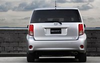 2012 Scion xB, Back View (Toyota Motor Sales, U.S.A., Inc.), manufacturer, exterior