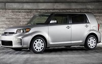 2012 Scion xB, Front Left Quarter View (Toyota Motor Sales, U.S.A., Inc.), manufacturer, exterior