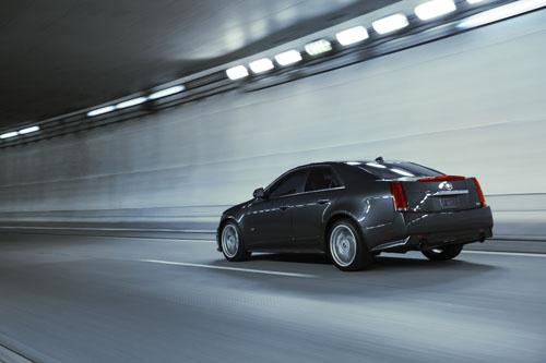 Foto de un 2012 Cadillac CTS-V