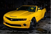 Picture of 2012 Chevrolet Camaro ZL1 Coupe RWD, exterior, gallery_worthy
